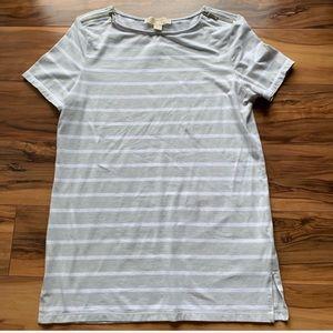 Michael Kors stripes T-shirt 3